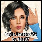 Layla Jensen V2 by isla87 Adminl10