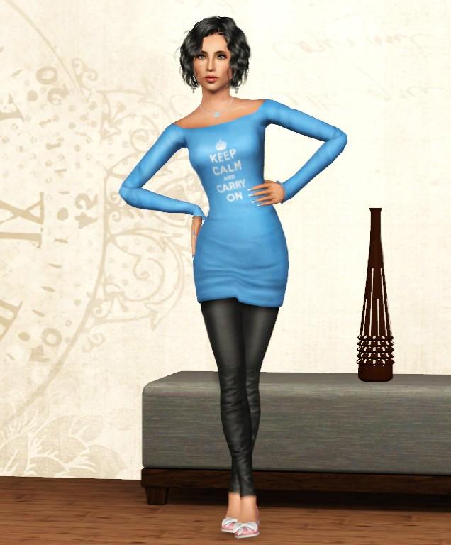 Layla Jensen V2 by isla87 Laylav15
