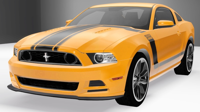 2013 Ford Mustang Boss 302 by Fresh-Prince Mustan10