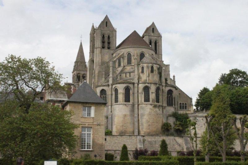 Abbatiale de Saint Leu d'Esserent, Oise 2014_010