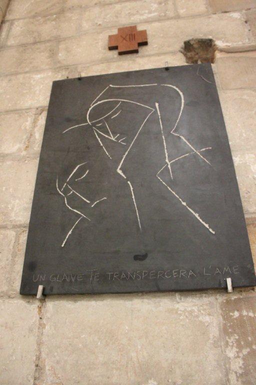 Abbatiale de Saint Leu d'Esserent, Oise 2014_018