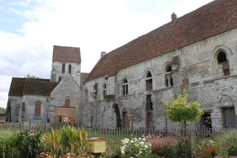 Beauvais (60) Maladrerie Saint-Lazare Img_4310