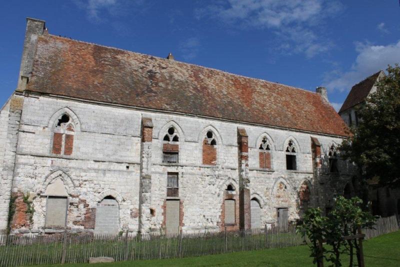 Beauvais (60) Maladrerie Saint-Lazare Img_4312