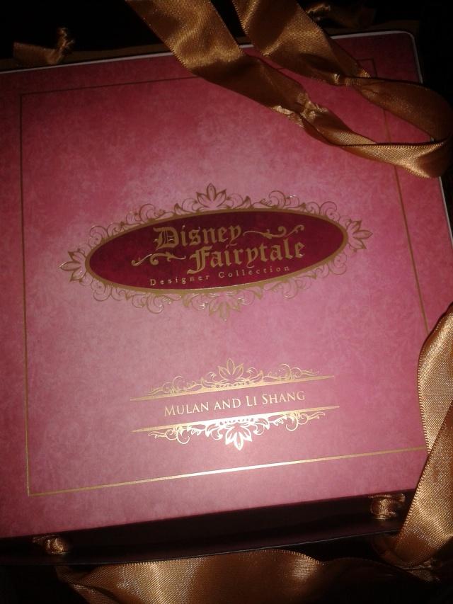 Disney Fairytale Designer Collection (depuis 2013) - Page 39 2014-150