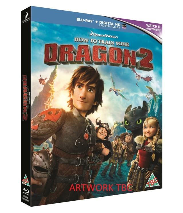 [BD/DVD/BD 3D] Dragons 2 : le 5 Novembre 2014 81slho11