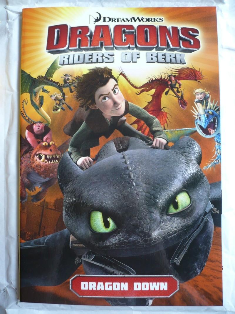 [Série] Dragons - Saison 1 : Cavaliers de Beurk (2012) - Page 4 P1160112