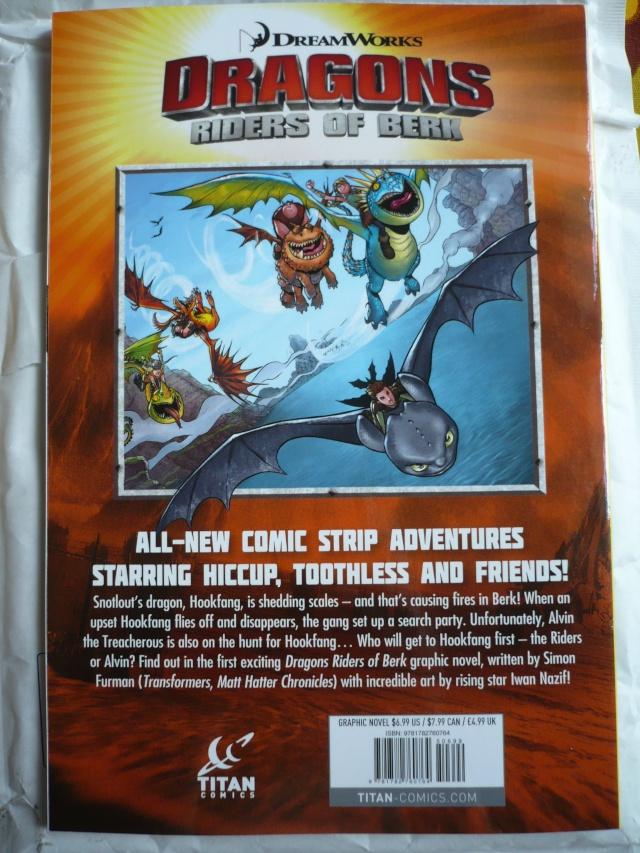 [Série] Dragons - Saison 1 : Cavaliers de Beurk (2012) - Page 4 P1160113
