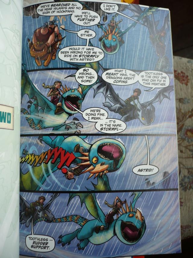 [Série] Dragons - Saison 1 : Cavaliers de Beurk (2012) - Page 4 P1160114