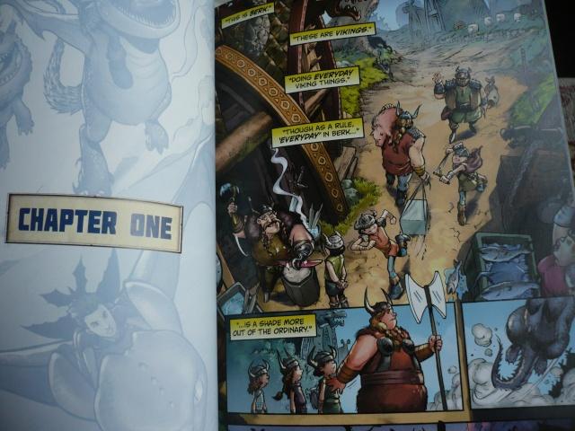 [Série] Dragons - Saison 1 : Cavaliers de Beurk (2012) - Page 4 P1160116