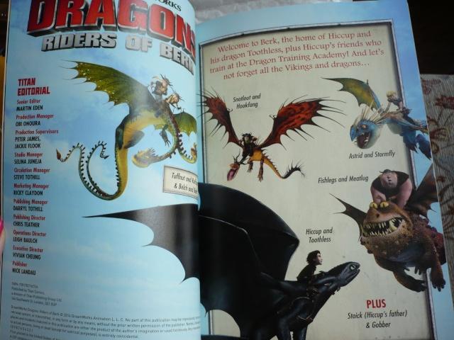 [Série] Dragons - Saison 1 : Cavaliers de Beurk (2012) - Page 4 P1160117