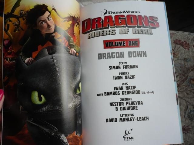 [Série] Dragons - Saison 1 : Cavaliers de Beurk (2012) - Page 4 P1160118
