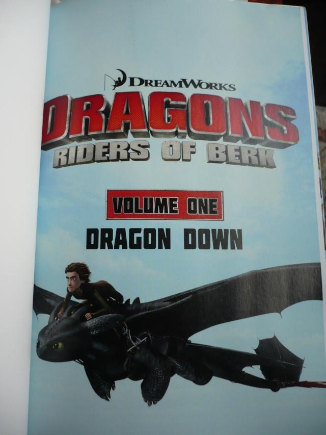 [Série] Dragons - Saison 1 : Cavaliers de Beurk (2012) - Page 4 P1160119