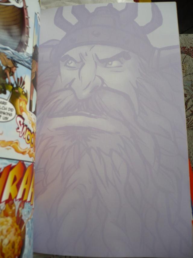[Série] Dragons - Saison 1 : Cavaliers de Beurk (2012) - Page 4 P1160120