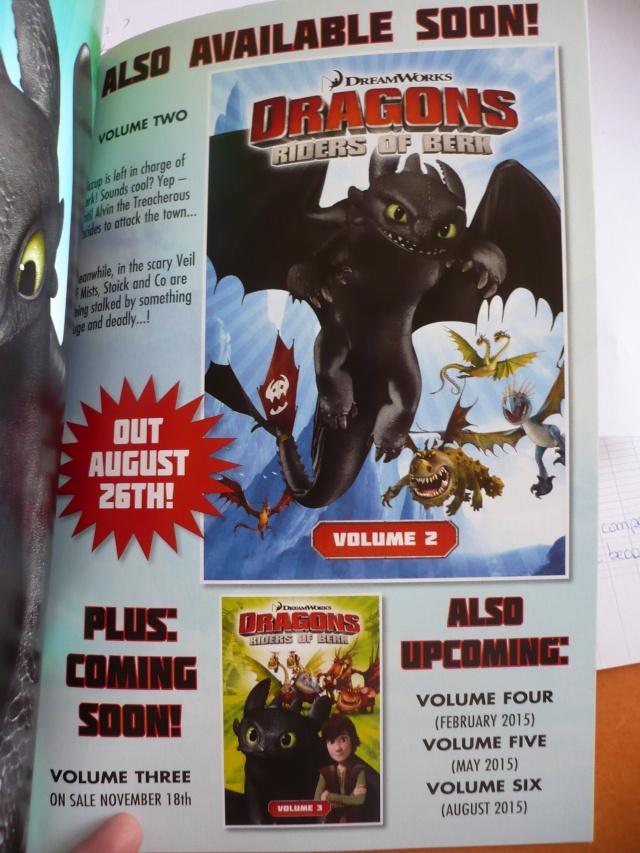 [Série] Dragons - Saison 1 : Cavaliers de Beurk (2012) - Page 4 P1160218