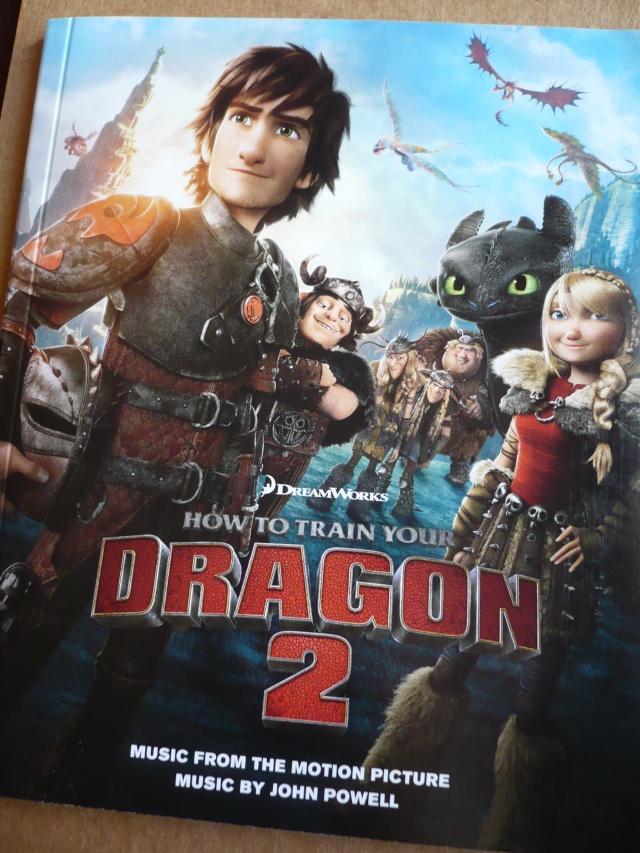 [CD] Dragons 2 (10 juin 2014) P1160519