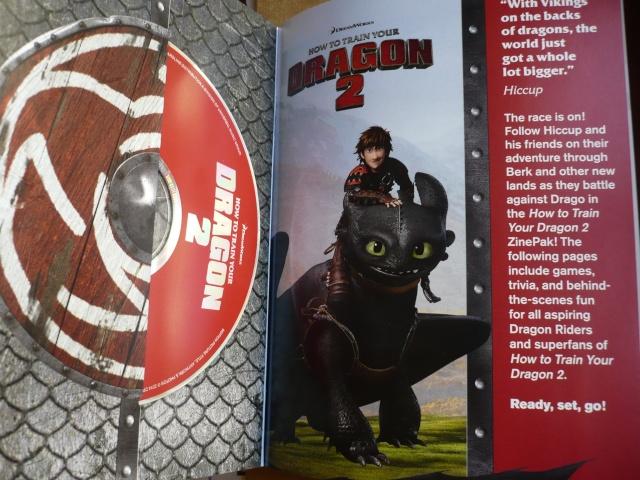 [CD] Dragons 2 (10 juin 2014) P1160525