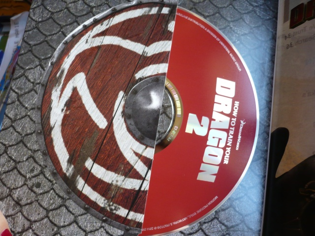 [CD] Dragons 2 (10 juin 2014) P1160527