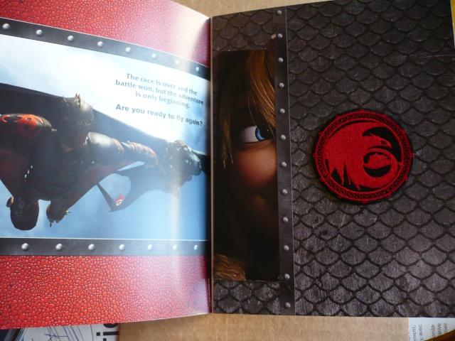 [CD] Dragons 2 (10 juin 2014) P1160534