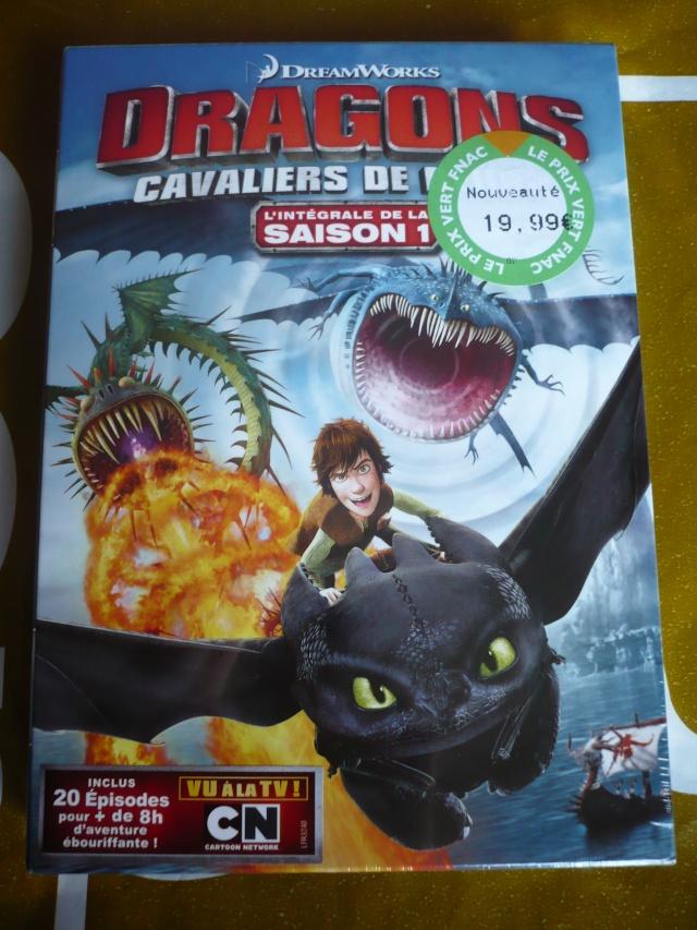 [Série] Dragons - Saison 1 : Cavaliers de Beurk (2012) - Page 4 P1160910