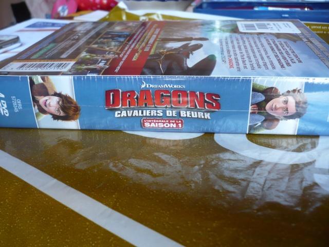 [Série] Dragons - Saison 1 : Cavaliers de Beurk (2012) - Page 4 P1160912