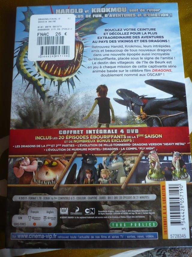 [Série] Dragons - Saison 1 : Cavaliers de Beurk (2012) - Page 4 P1160913