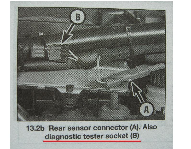 Flashing ABS Light Kontak11