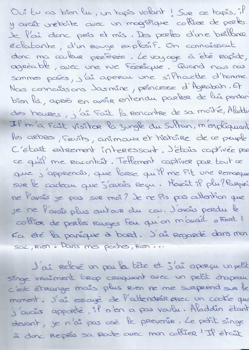 Écrivons nous du courrier sur DFC (édition 6 #) - Page 7 Scan0111