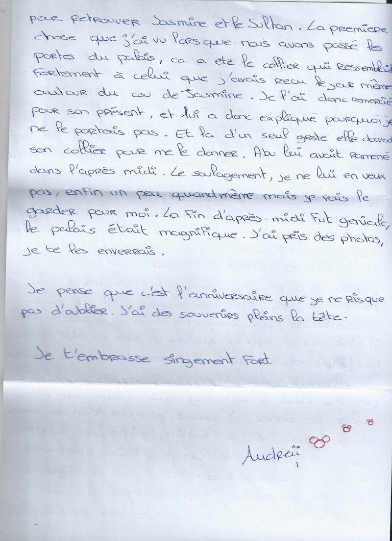Écrivons nous du courrier sur DFC (édition 6 #) - Page 7 Scan0114
