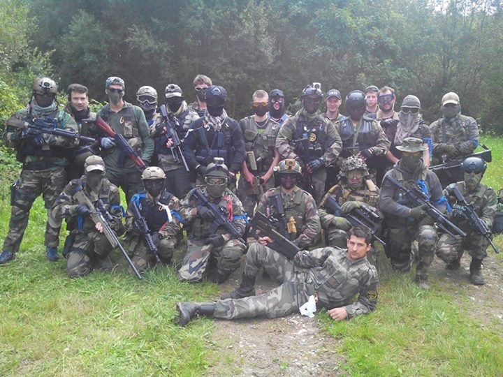 ASSOCIATION FRIVILLOISE D'AIRSOFT