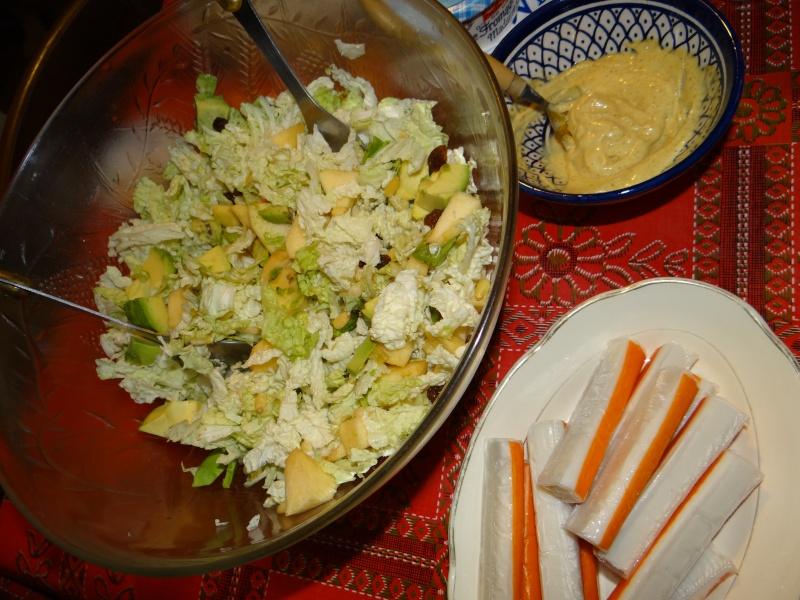 M07 du 1 au 31 juillet : salade de chou chinois Dsc05510