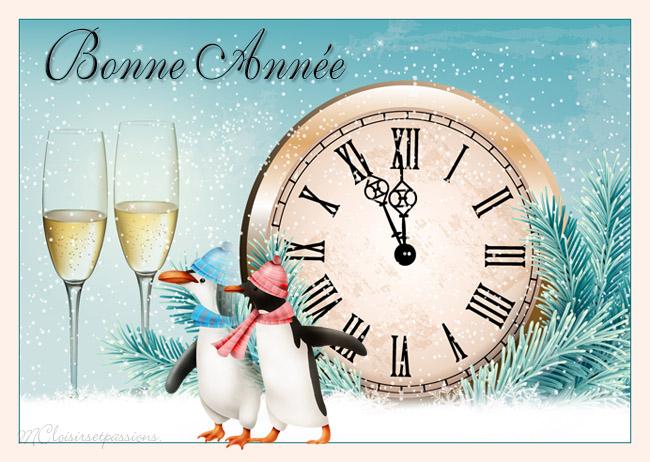 Pour la nouvelle Année ( sans la date)  Pingou11