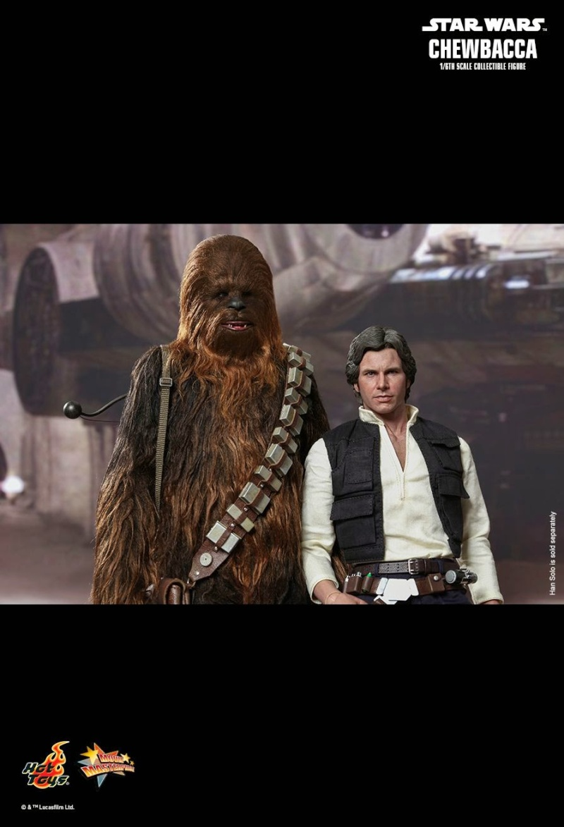 Hot Toys - Star Wars Episode IV - MMS 262 - Chewbacca 1030