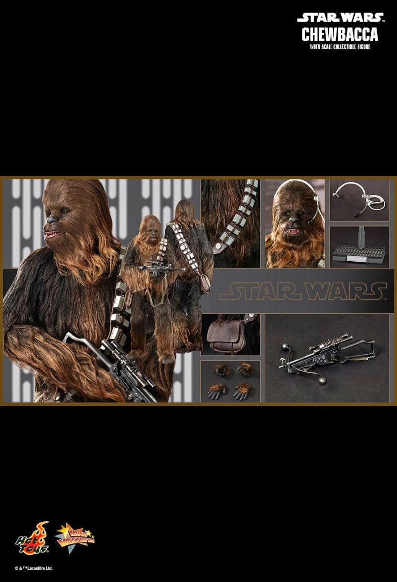 Hot Toys - Star Wars Episode IV - MMS 262 - Chewbacca 1326