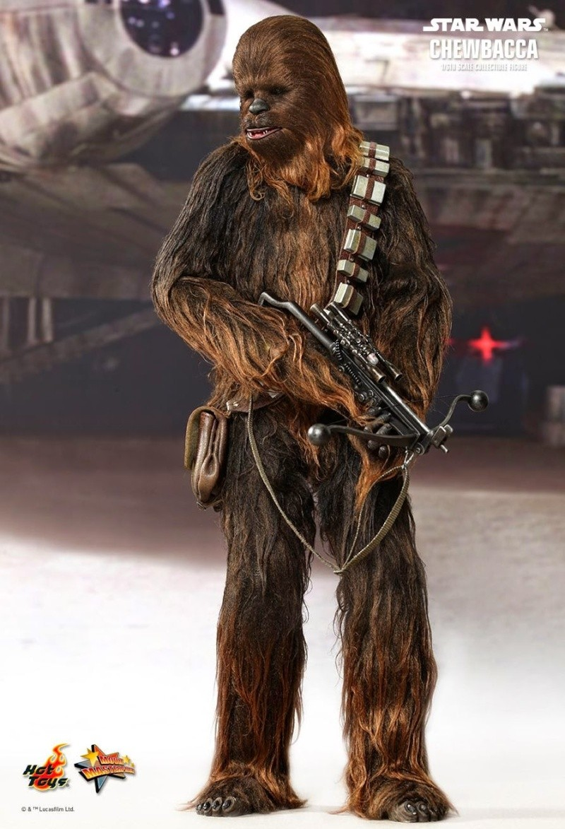 Hot Toys - Star Wars Episode IV - MMS 262 - Chewbacca 154