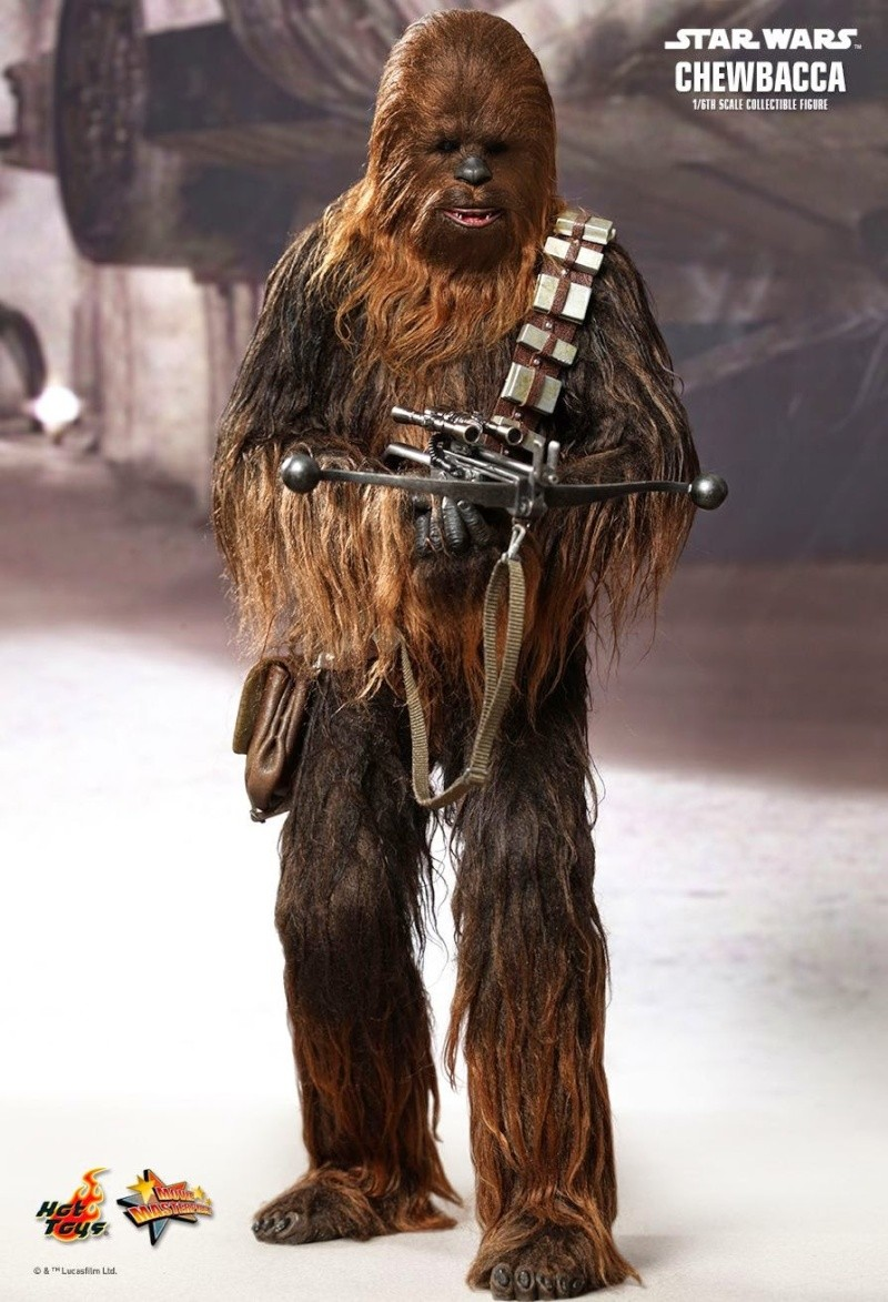 Hot Toys - Star Wars Episode IV - MMS 262 - Chewbacca 348