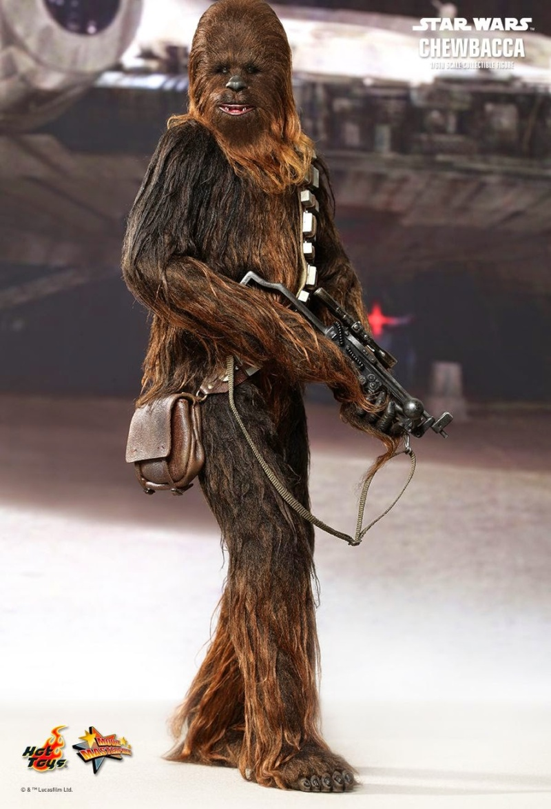 Hot Toys - Star Wars Episode IV - MMS 262 - Chewbacca 443