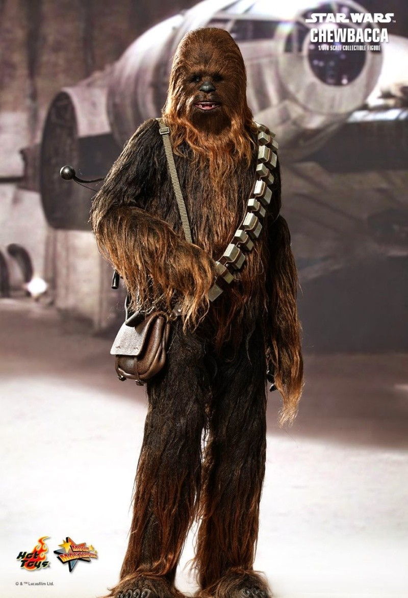 Hot Toys - Star Wars Episode IV - MMS 262 - Chewbacca 542