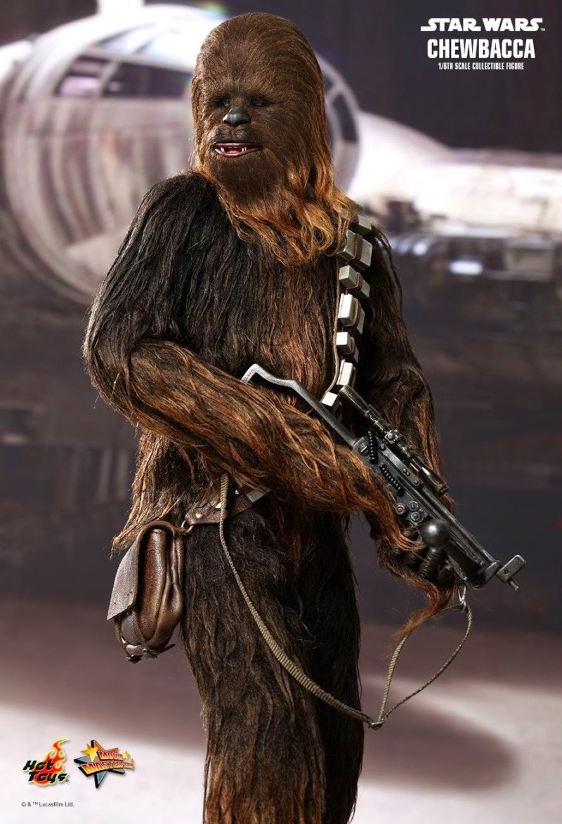 Hot Toys - Star Wars Episode IV - MMS 262 - Chewbacca 641