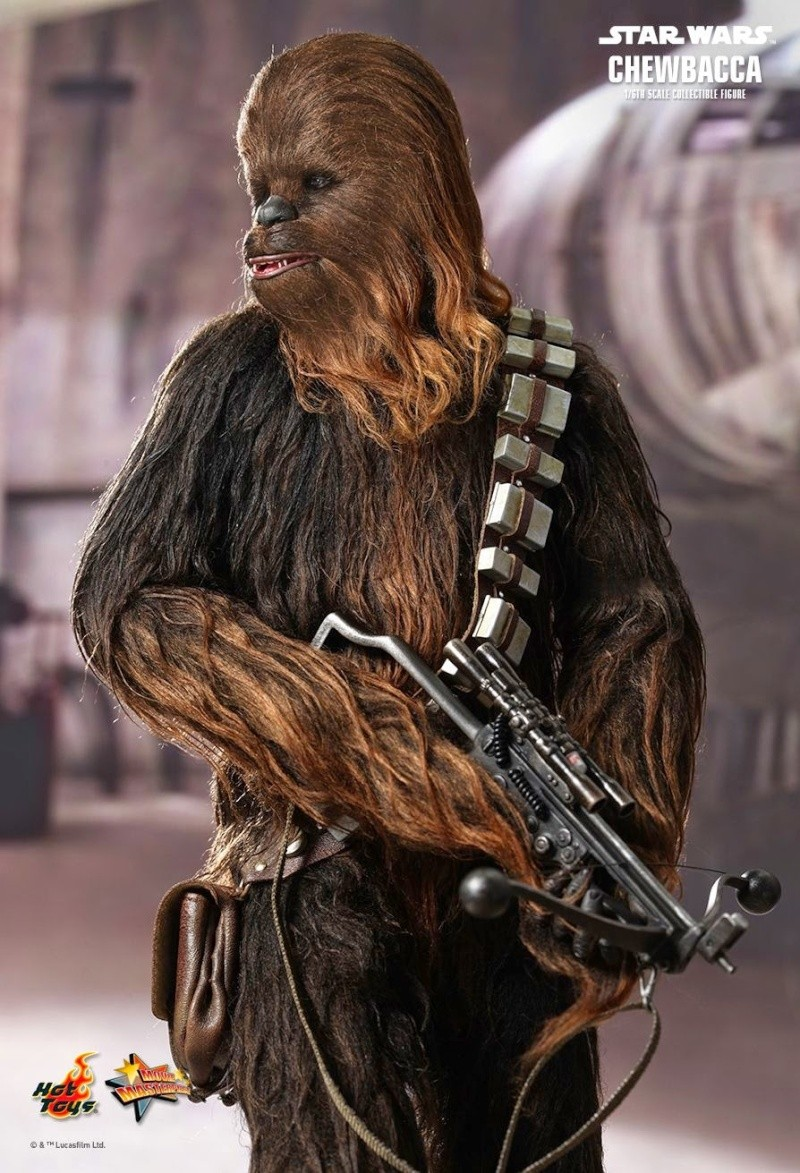 Hot Toys - Star Wars Episode IV - MMS 262 - Chewbacca 738