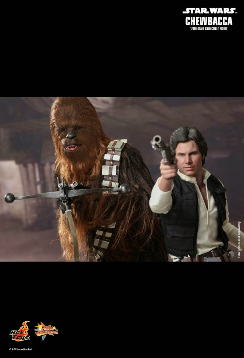 Hot Toys - Star Wars Episode IV - MMS 262 - Chewbacca 932