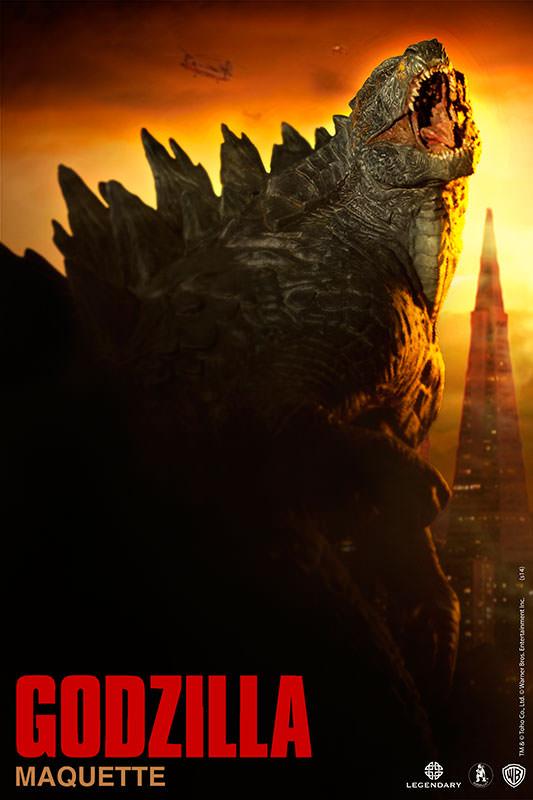 Sideshow - Maquette - Godzilla Godzil10