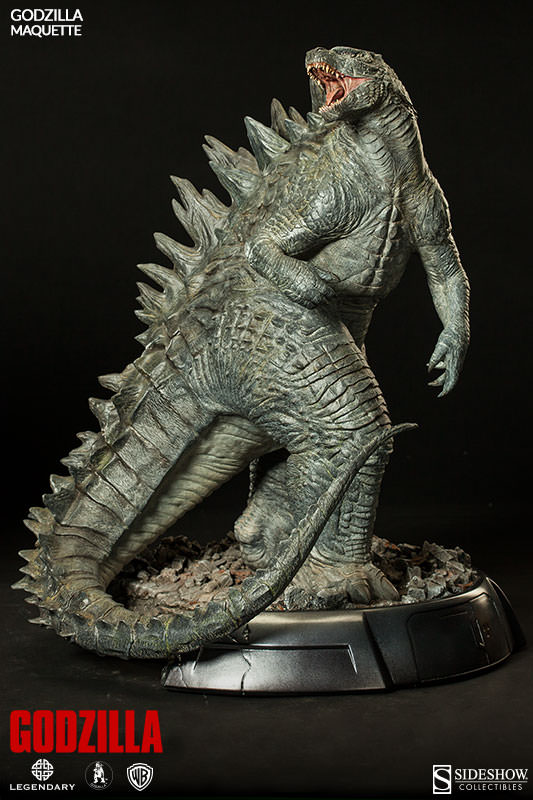 Sideshow - Maquette - Godzilla Godzil12