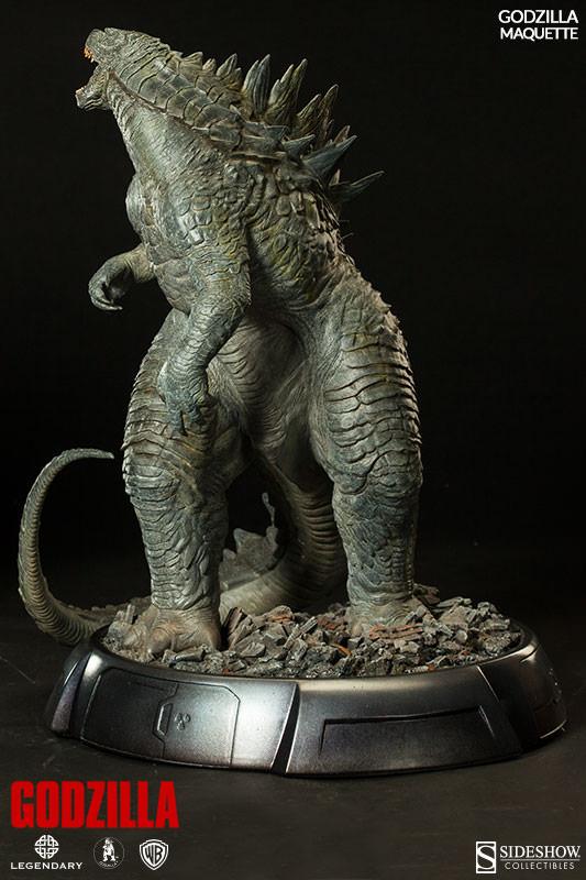 Sideshow - Maquette - Godzilla Godzil13