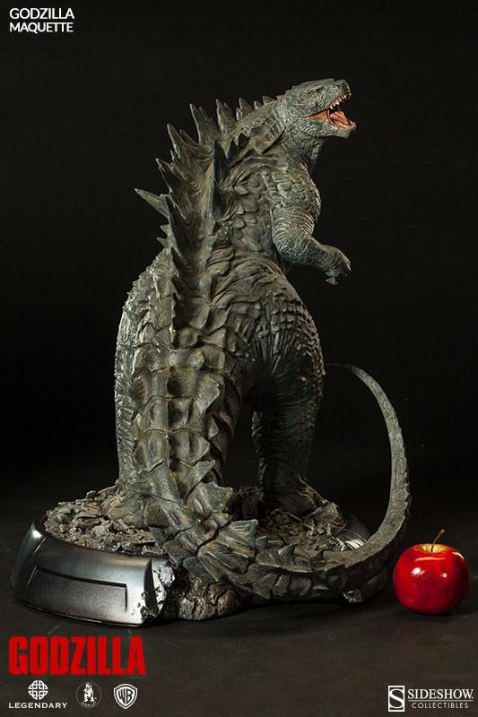Sideshow - Maquette - Godzilla Godzil14
