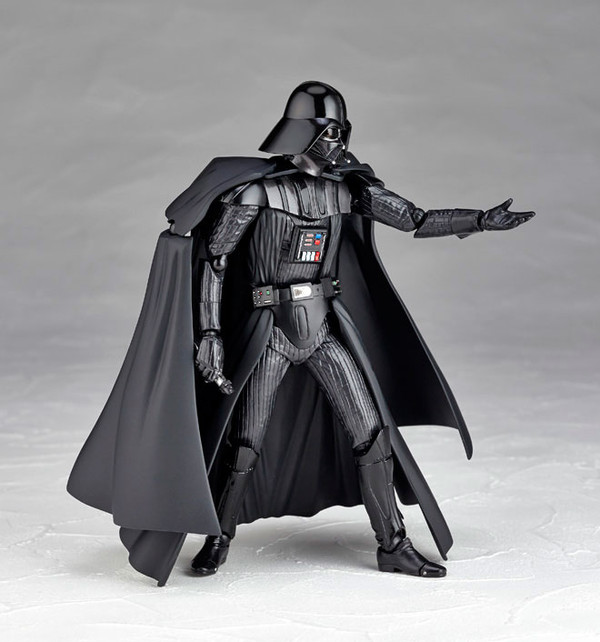 Revoltech - Star Wars - Darth Vader Revolt10