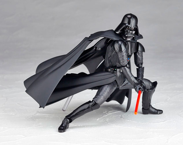 Revoltech - Star Wars - Darth Vader Revolt11