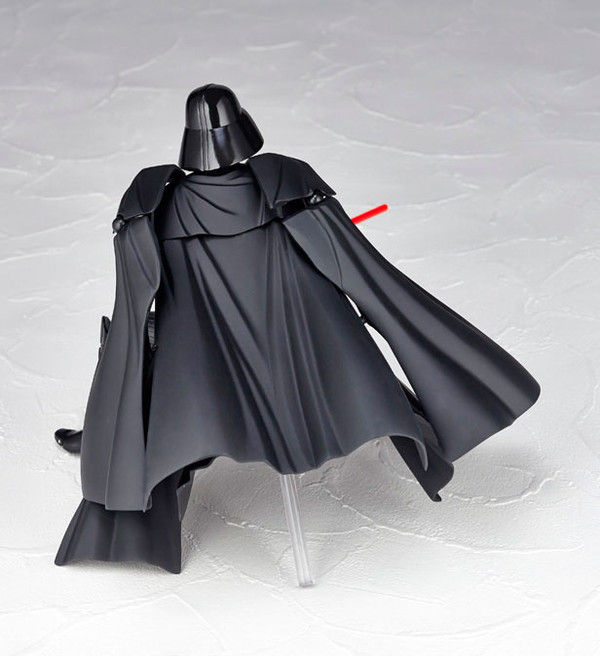 Revoltech - Star Wars - Darth Vader Revolt12