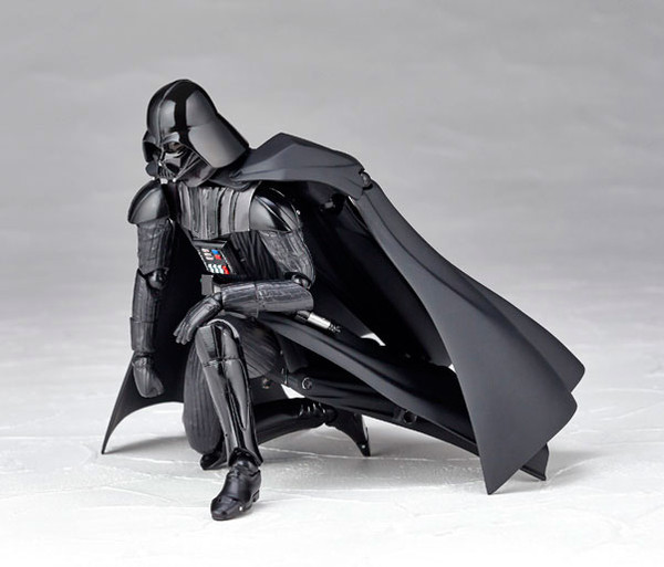 Revoltech - Star Wars - Darth Vader Revolt13
