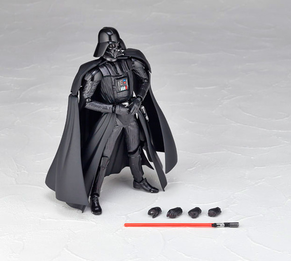 Revoltech - Star Wars - Darth Vader Revolt14