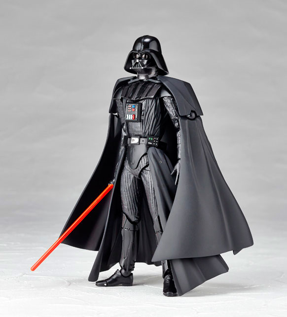 Revoltech - Star Wars - Darth Vader Revolt15